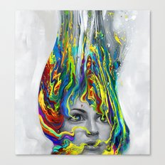 Psychedelics Canvas Print