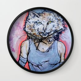 How Will I Meow? Wall Clock