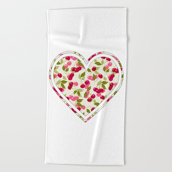 Summer Of Love . Beach Towel