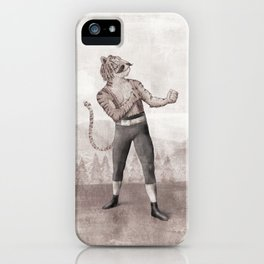 Champ iPhone Case