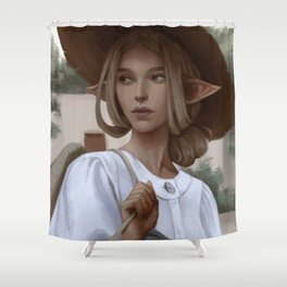 Nalia Shower Curtain