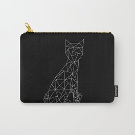 Eleven Quads Cat Carry-All Pouch