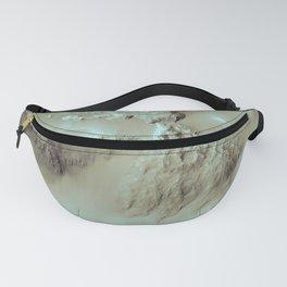 Planet surface — Mercury Fanny Pack