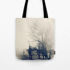 The Little Tree  Tote Bag