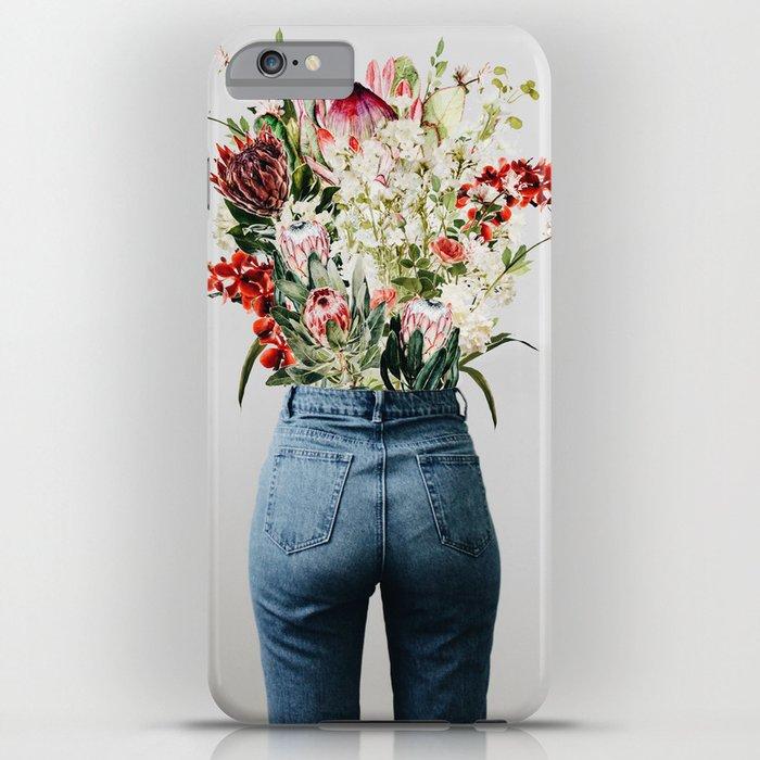 bottomless bouquet iphone case
