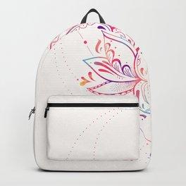 Lotus Prism Backpack