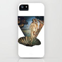 Birth of Venus iPhone Case