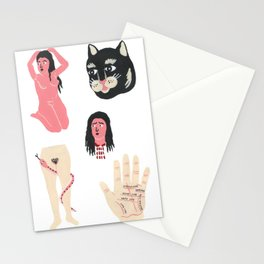 BOXEADORES Stationery Cards