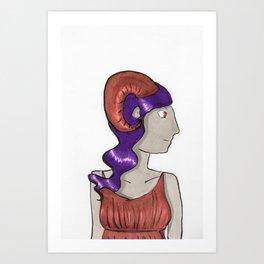 Fawn 1 Art Print