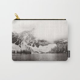 Wild Winter (B&W) Carry-All Pouch