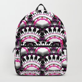 Coronation pattern Backpack
