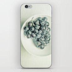 grapes iPhone & iPod Skin