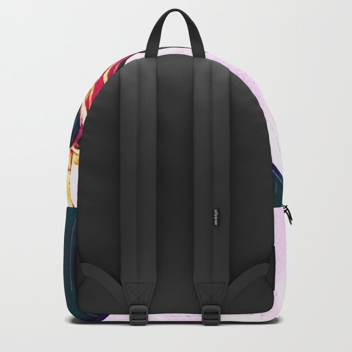 We Part Ways In This Life (part 2 of 3) Backpack
