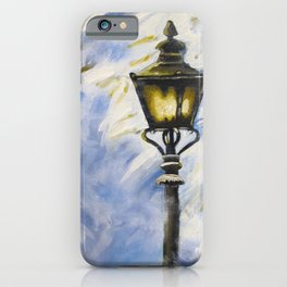 The Lamppost iPhone Case