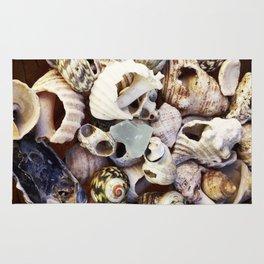 Shell Collection Rug