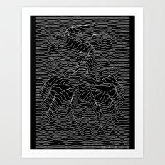 Unknown Hugger Art Print