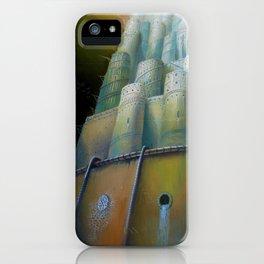 Midriasi iPhone Case