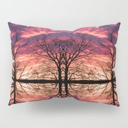 After The Last Leave Falls Pillow Sham