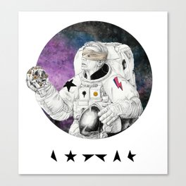 Blackstar Canvas Print