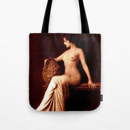 Dorothy Knapp Vintage Sophistication Tote Bag