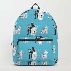 IV (Blue) Backpack