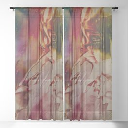 Faraway Sheer Curtain