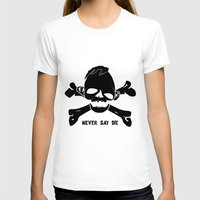 the goonies T-shirts featuring Goonies Never say die by Komrod