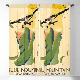 Blue Mountains New South Wales Australia Blackout Curtain
