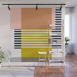 Marfa Abstract Geometric Print Wall Mural