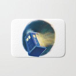 The TARDIS Bath Mat
