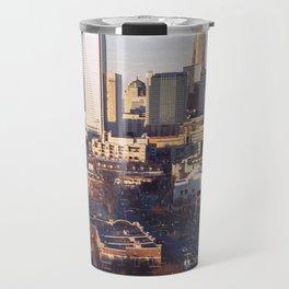Queen City Shower Curtain Travel Mug