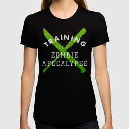 Training: Zombie Apocalypse T-shirt
