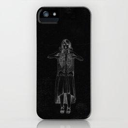 Black Exposure iPhone Case