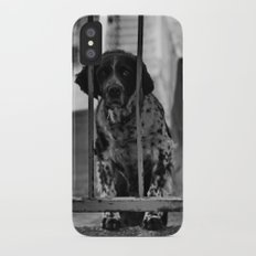 The Prisoner iPhone X Slim Case