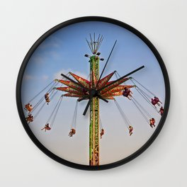 Canadian National Exhibition IV Wall Clock
