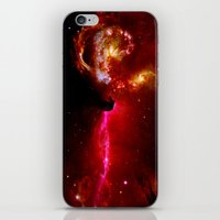 universe iPhone & iPod Skins featuring Universe by Fine2art