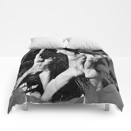 Strip Search Comforters