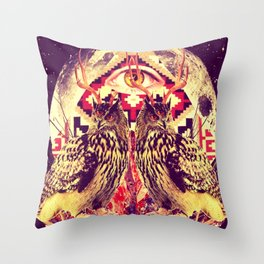 Dhyana Throw Pillow