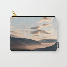 Park of Abruzzo at sunrise Carry-All Pouch