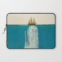 The Whale - colour option Laptop Sleeve