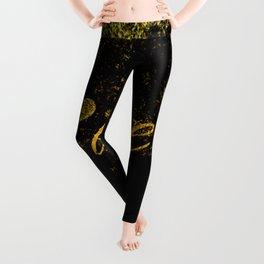 Glittery Love Leggings
