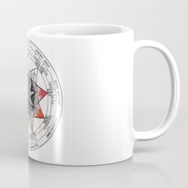 SOLFEGGIO SCALE HARMONY Coffee Mug