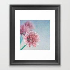 lunes Framed Art Print
