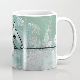 Dog No.1q by Kathy Morton Stanion Coffee Mug