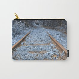 Railway to Blissful Oblivion Carry-All Pouch