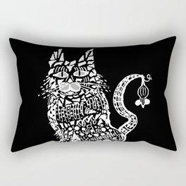 Cat & Mouse Rectangular Pillow