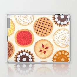 Pies, Pies, Pies Laptop & iPad Skin