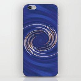 Swirls of Color iPhone Skin