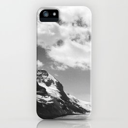 Columbia Icefield in Canada iPhone Case