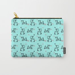 Scottie Dogs 'Blue' Carry-All Pouch
